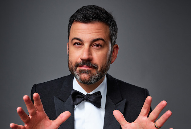 Jimmy Kimmel just couldn't help himself! Takes several shots at Donald Trump