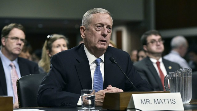 Mattis to NATO allies: Pay more or US will 'moderate commitment'