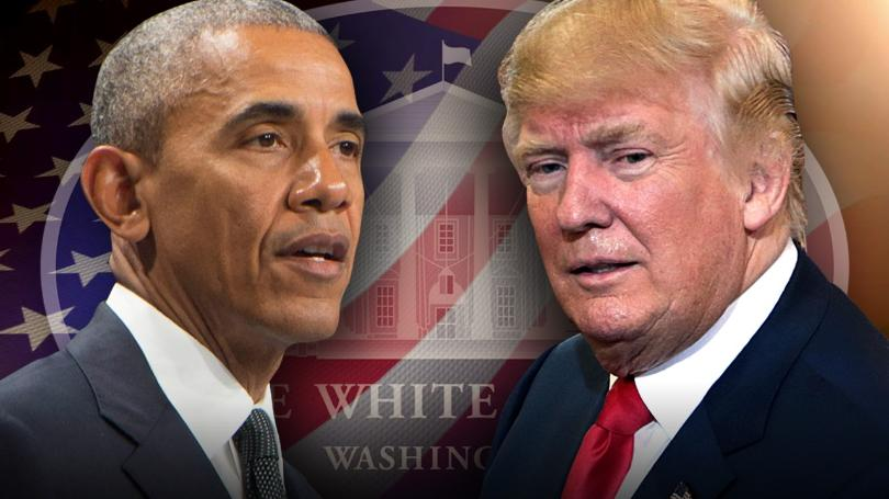 Former White House officials; Officials told by Obama to work against Trump Administration