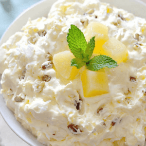 Easy Pineapple Fluff