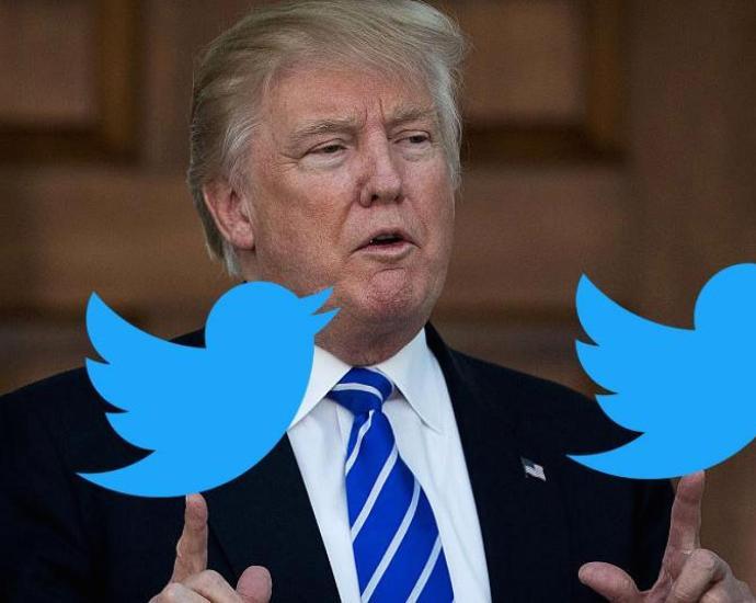 President Trump Tweets Day After Firing FBI Dir. James Comey