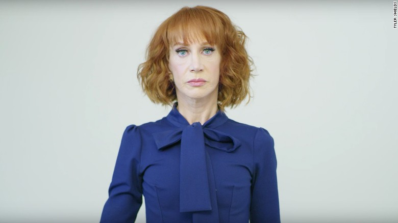CNN Cuts Ties With Kathy Griffin on 'New Year's Eve' Show After Beheaded Trump Photo