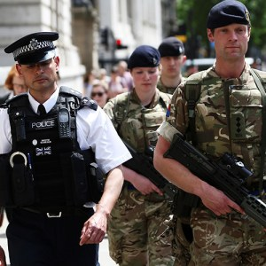 Police Arrests Co-Conspirators in Manchester Bombing