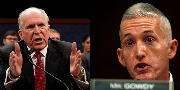 Trey Gowdy GRILLS Ex-CIA Chief John Brennan On Trump-Russia Collusion