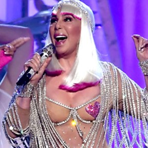 71-Year-Old Cher Sports See-Through Top and Nipple Pasties at Billboard Awards