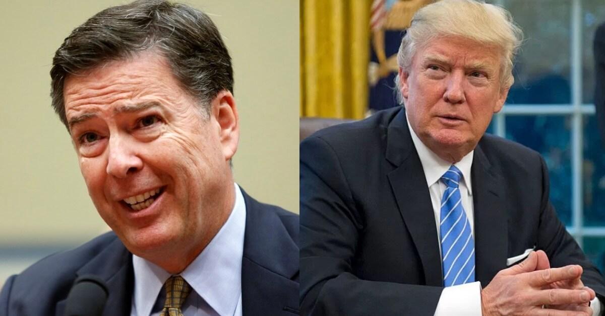Trump calls Comey a 'showboat' and a 'grandstander'