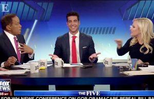 Fox News 'The Five'-Juan Williams and Meghan McCain erupt on set
