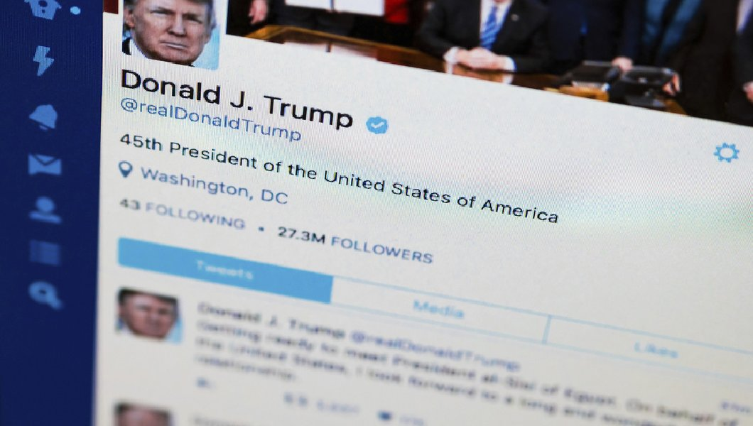 Twitter Users Blocked by Trump Take It To Court, Citing First Amendment