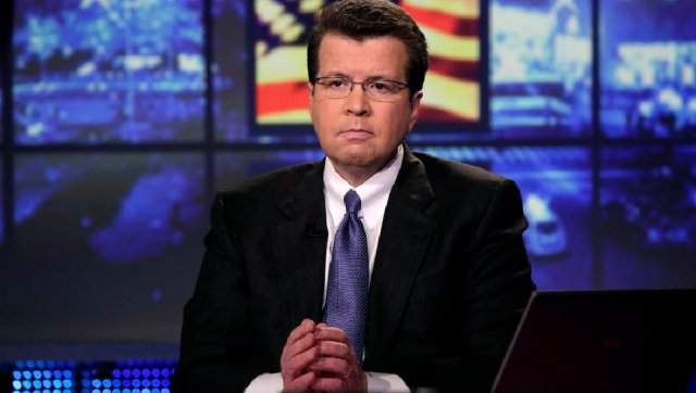 "Fox News host Neil Cavuto; Mr President ""The Buck Stops With You"""