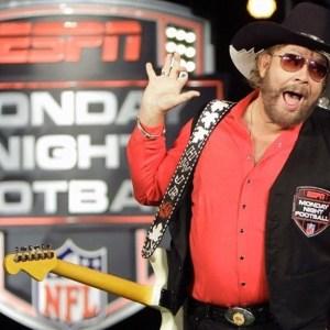 Hank Williams Jr. returning to 'Monday Night Football'