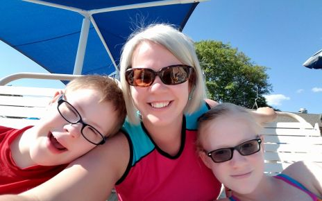 An Illinois mom wrote an open letter to parents after her son with Down syndrome was shunned at their community pool.