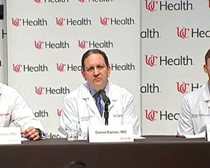 Update: Otto Warmbier's Medical Team Describes His Current Condition
