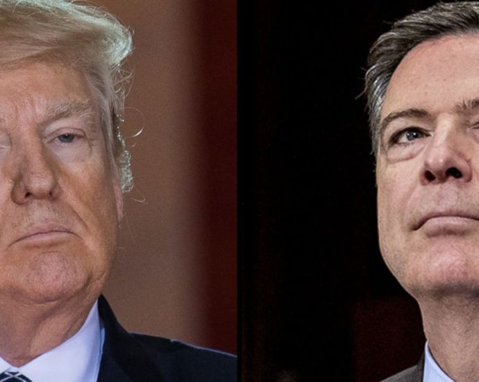 Donald Trump; Comey Testimony Untrue 'Will Tell About Recorded Tapes In A Short Period Of Time'
