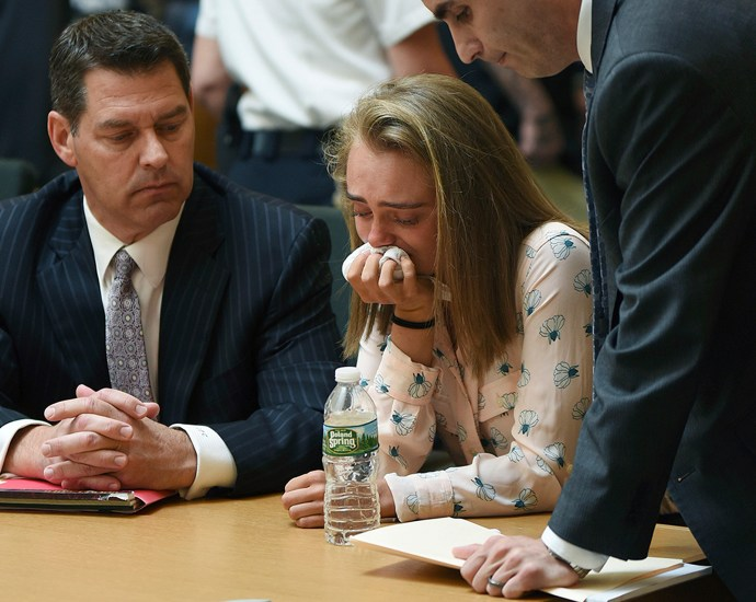 Massachusetts judge finds woman accused of persuading her boyfriend to kill himself guilty