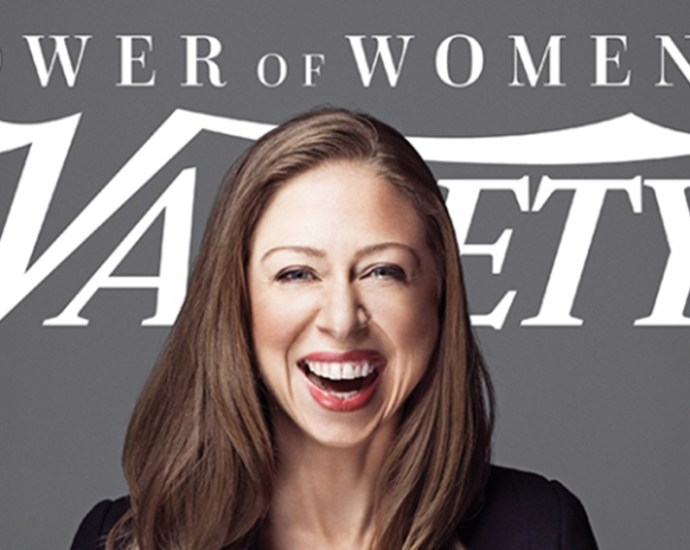 Chelsea Clinton Celebrates… World Menstrual Hygiene Day