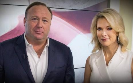 Megyn Kelly, NBC Under Fire Over Alex Jones Interview