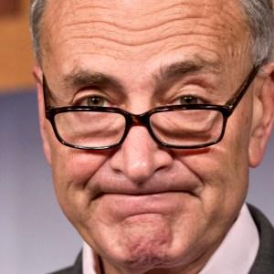 Pathetic Senate Minority Leader 'Chuck Schumer' Mocks Trump Cabinet Meeting in Bizarre Parody Video