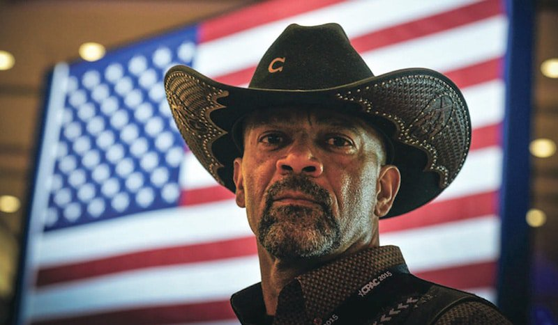 Sheriff Clarke Withdraws His Name From Consideration For DHS Position