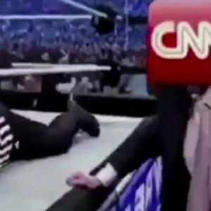 CNN Threatens Reddit User Behind Wrestling Meme