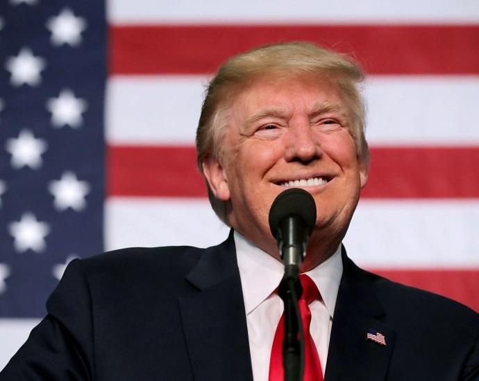 President Trump celebrates July 4th on twitter with one simple patriotic tweet and critics just can't handle it