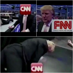 Trump tweets wrestling video of him literally knocking out CNN