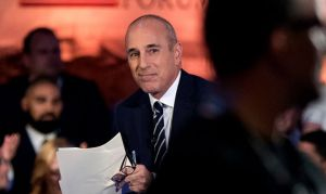 Matt Lauer Allegedly Sexually Assaulted A Female NBC Staffer During The Olympics