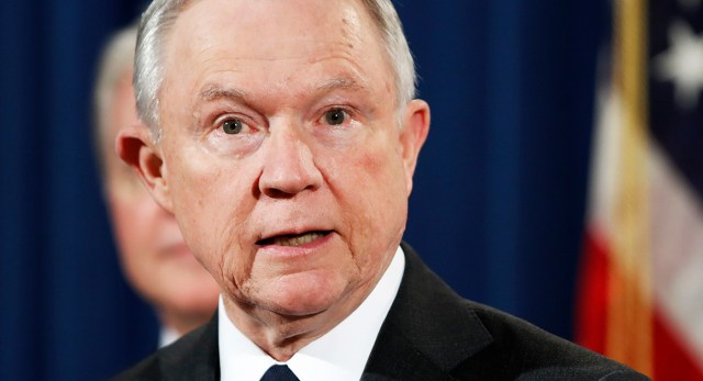 'My Story Has Never Changed' Attorney General Jeff Sessions Tells House Committee
