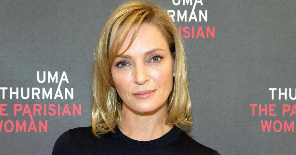 Uma Thurman posts #MeToo message to Harvey Weinstein