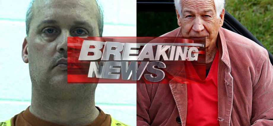 Jerry Sandusky's Son Gets Sentenced