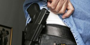 House Votes On Concealed Carry Reciprocity