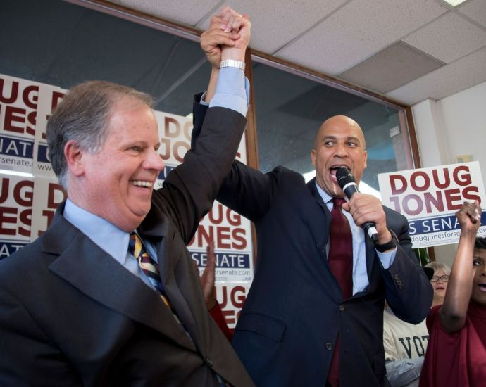 Democrat Doug Jones Wins Alabama Senate Race
