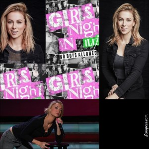 "Female Comedian Iliza Shlesinger Sued waging a ""War On Men"""