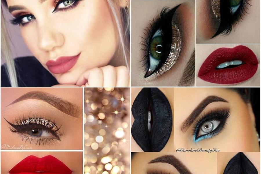Winter Make-Up Inspiration