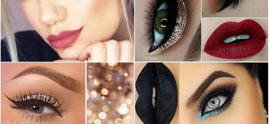 Winter Makeup Ideas to Copy This Season