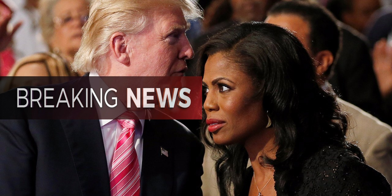 Omarosa, Trump's Former Apprentice on TV and White House Senior Aide, Resigns