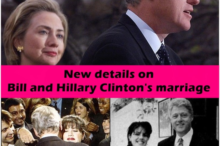 New book reveals: After her humiliating healthcare reform failure Bill Clinton sought 'solace' in Monica Lewinsky because he could 'no longer trust' depressed Hillary
