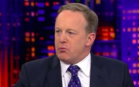 Former WH press secretary Sean Spicer says he was unaware Trump had discussed firing James Comey
