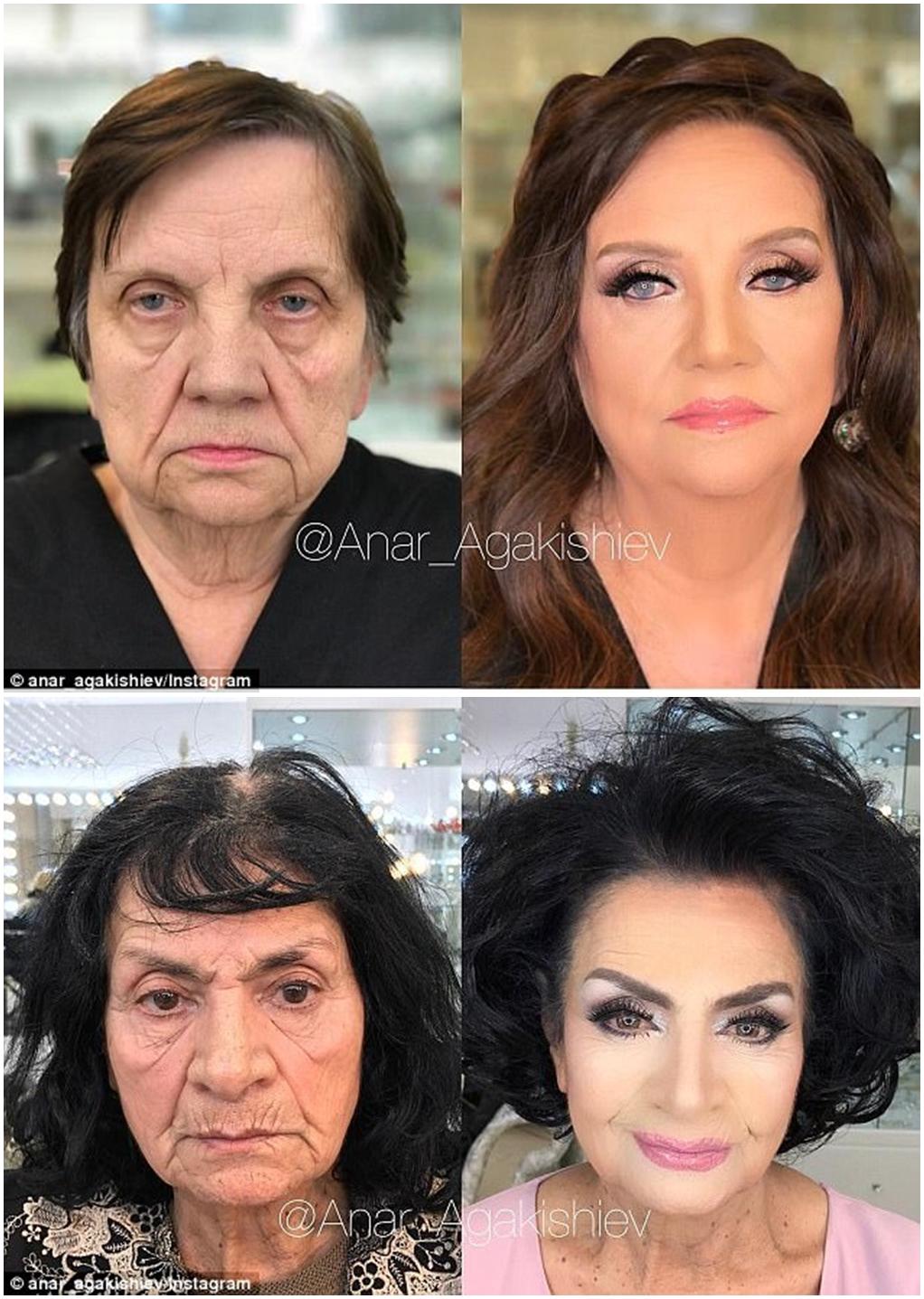 Anar Agakishiev transformations