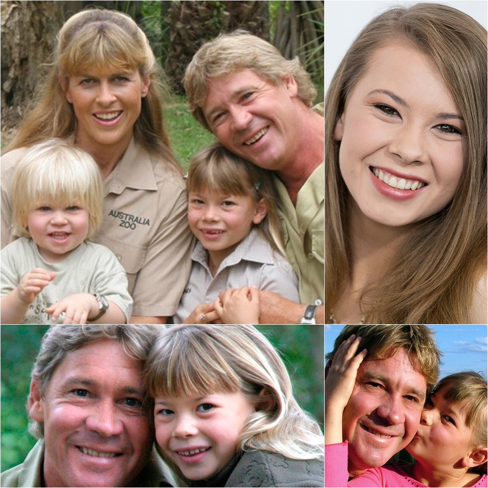 Bindi Irwin Shares Rare Video Of Teary-Eyed Steve Talking About His Kids Carrying On His Legacy