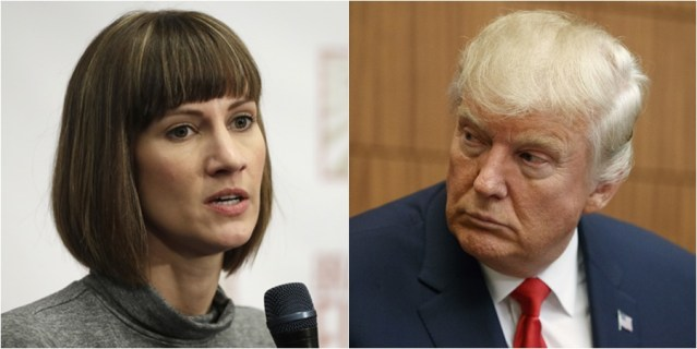 President Trump ATTACKS Accuser Running For Ohio Legislature In Tweet