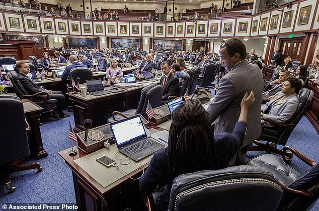 Florida Lawmakers Pass Bill Allowing Teachers To Be Armed Now Heads To Gov Scott