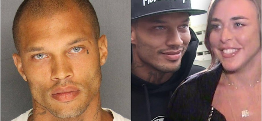 'Hot Felon' Jeremy Meeks and Girlfriend Chloe Green Expecting First Child Together