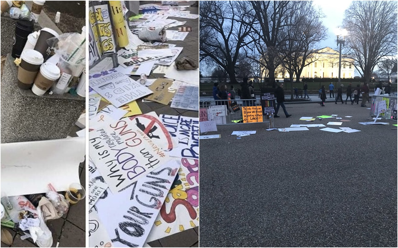 """The March-For-Our-Life Activists Are A Bunch Of """"PIGS"""""""