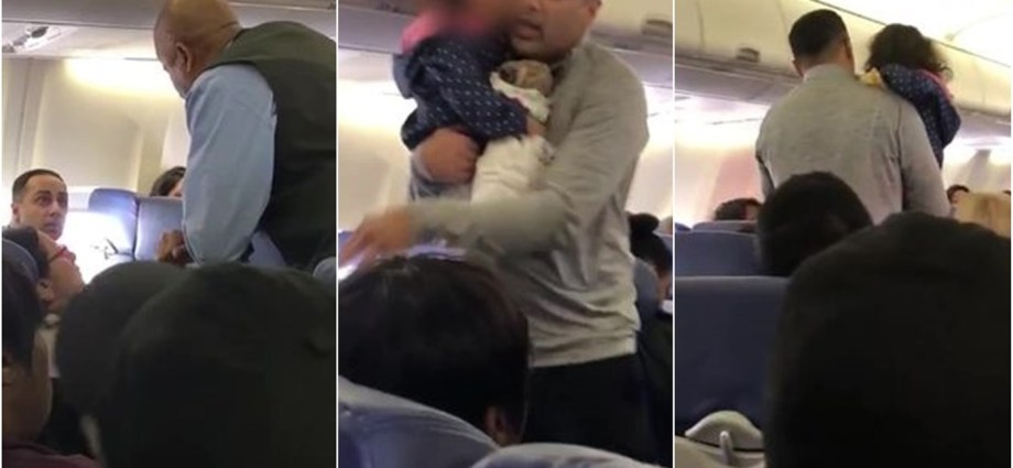 VIDEO Father and Toddler Kicked Off Southwest Airlines Flight