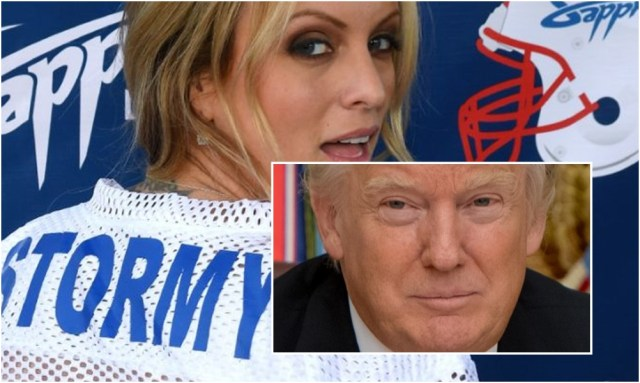 Porn Star Stormy Daniels 'Let me speak' Offers To Return HUSH Money Let me speak! Stormy Daniels offers to return $130,000 HUSH money