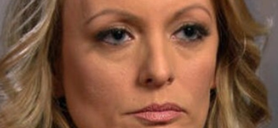 Stormy Daniels' Lawyer Gives Explanation For Her '60 Minutes Interview' Coke Eyes