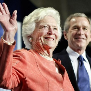 George W. Bush's Words On Mother Barbara Bush