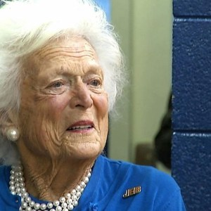 Barbara Bush Passes Away At Age 92