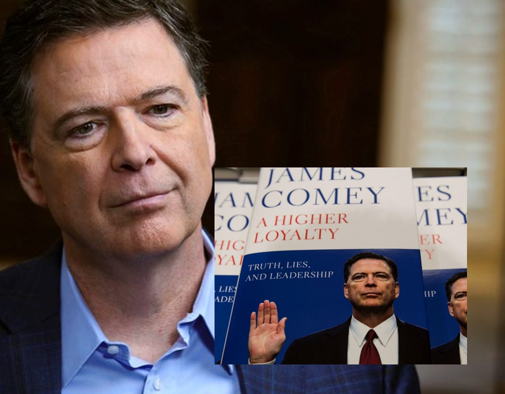 Justice Department Watchdog Investigate Comey Memos Over Classified Information