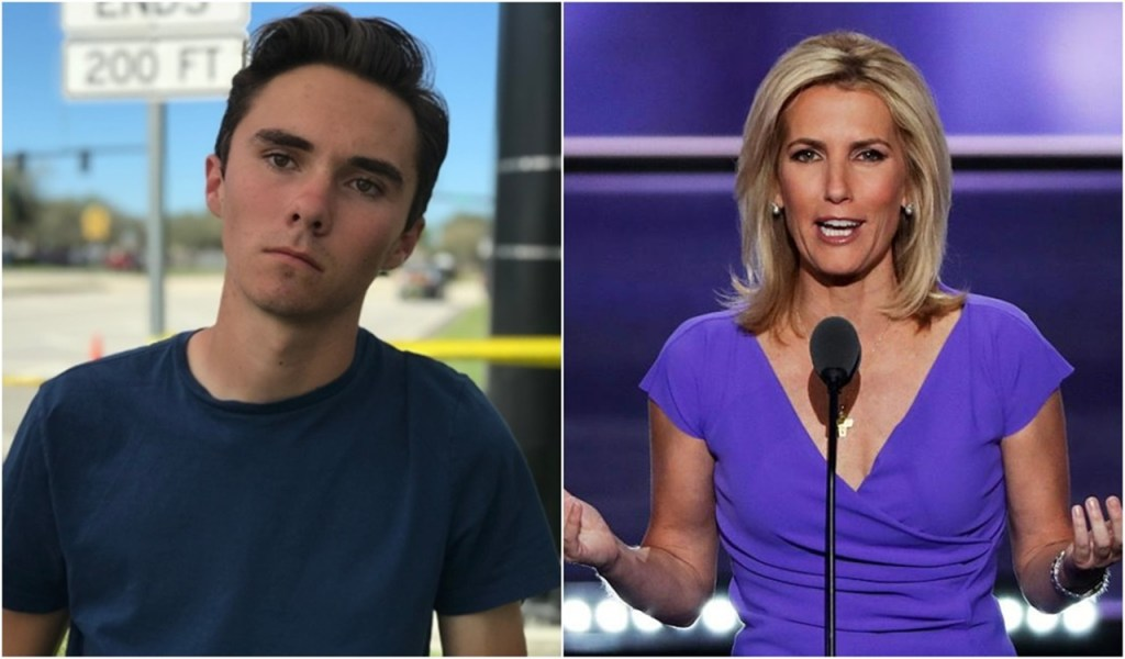 Fox News host Laura Ingraham takes week off after losing advertisers